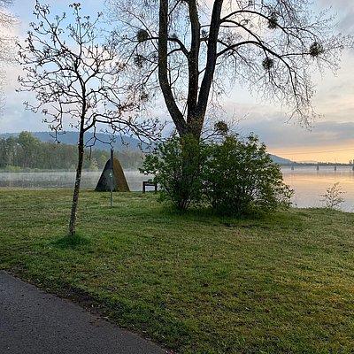 Foto: Saar-Mosel-Mündung
