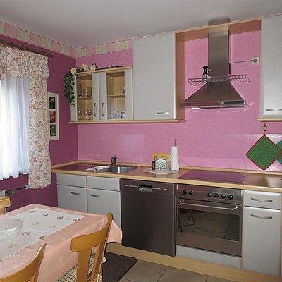 Foto: Küche mit Esstisch