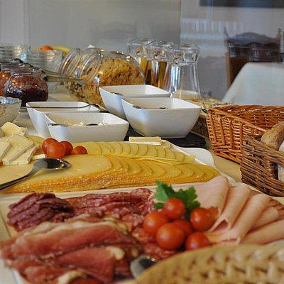 Foto: Frühstücksbuffet