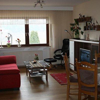 Foto: Appartement Wohnbereich
