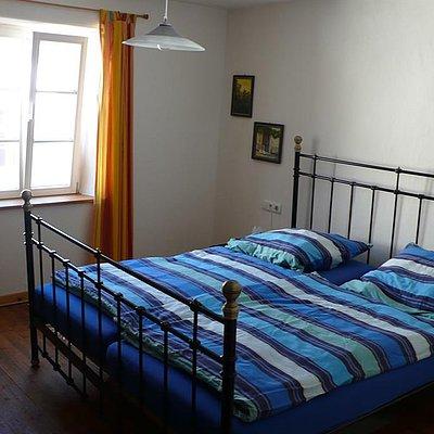 Foto: Schlafzimmer 1 Ferienwohnung