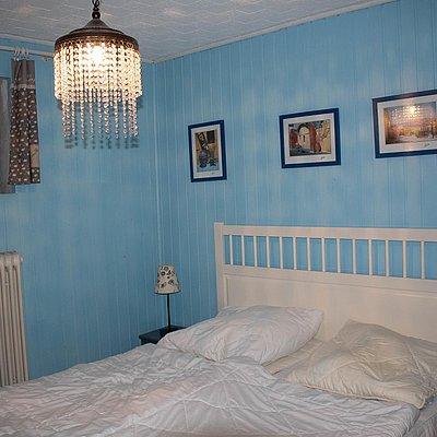 Foto: untere FeWo - 2. Schlafzimmer