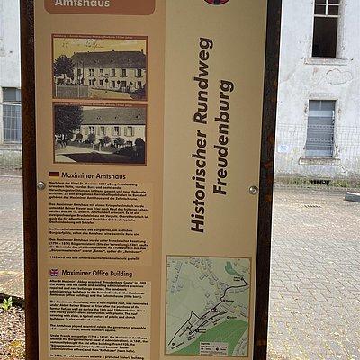 Foto: Historischer Rundweg Station 3