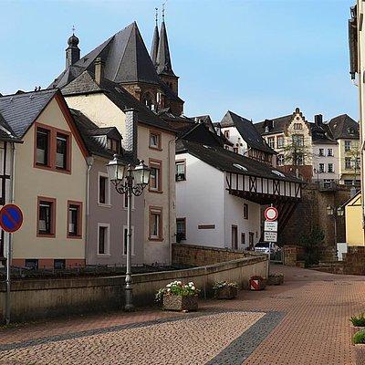 Foto: Staden Saarburg (1)
