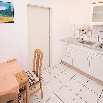 Foto: Küche mit Essbereich