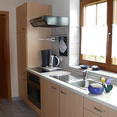 Foto: Fewo 1 Küchenzeile