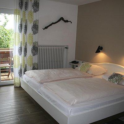 Foto: Faß 1 Komfort Doppelzimmer