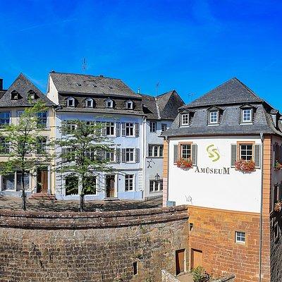 Foto: Altstadt Saarburg