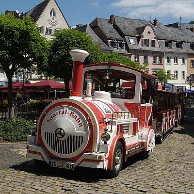 Foto: Saartalbahn Saarburg (1)