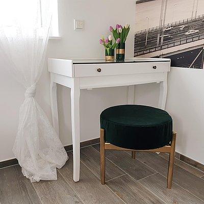Foto: Sitzecke im Schlafzimmer