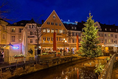 Christkindmarkt Saarburg