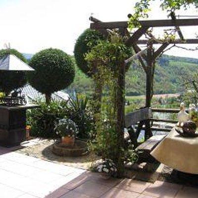 Foto: mediterrane Gartenanlage