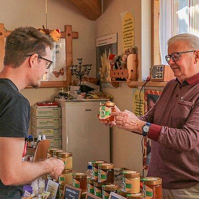 Foto: Mannebacher Käsemarkt (03)
