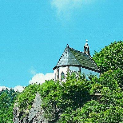 Foto: Michaelskapelle Taben-Rodt (2)