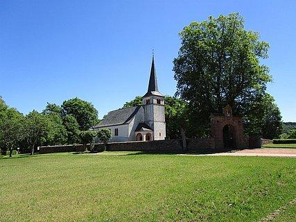 Kirche Kastel-Staadt (1)
