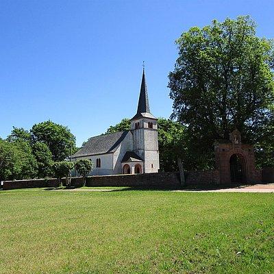 Foto: Kirche Kastel-Staadt (1)