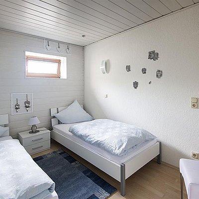 Foto: Zweibettzimmer