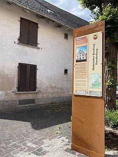 Historischer Rundweg - Station 5 (1)