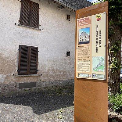 Foto: Historischer Rundweg - Station 5 (1)
