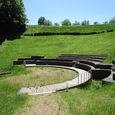 Foto: Römisches Theater Kastel-Staadt (4)