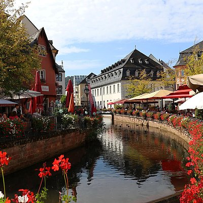 Foto: Buttermarkt Saarburg