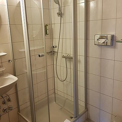 Foto: Doppelzimmer Standard, Badezimmer