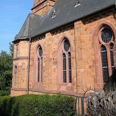 Foto: Evangelische Kirche Saarburg (2)