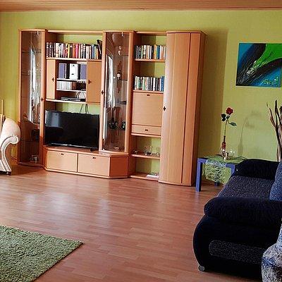 Foto: Wohnzimmer Leseecke
