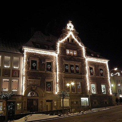 Foto: Saarburger Rathaus