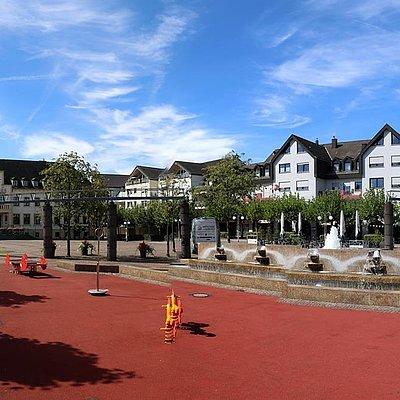 Foto: Marktplatz Konz (3)