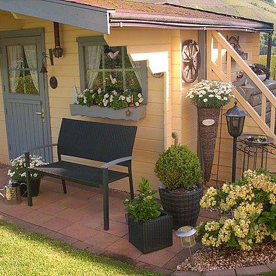 Foto: Gartenhaus/Einstellplatz für Fahrräder