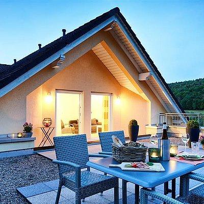 Foto: FErienwohnung 60 mit Dachbalkon