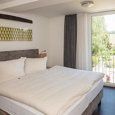 Foto: Faß 17 Gästehaus Doppelzimmer