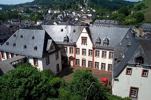 Haus Warsberg Saarburg (1)