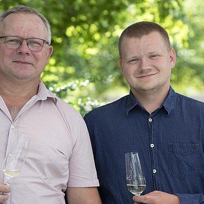 Foto: Otto Minn, Lukas Minn, Weingut Klostermühle