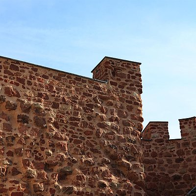 Foto: Burganlage Freudenburg (5)