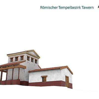 Foto: Tempelanlage Tawern (9)