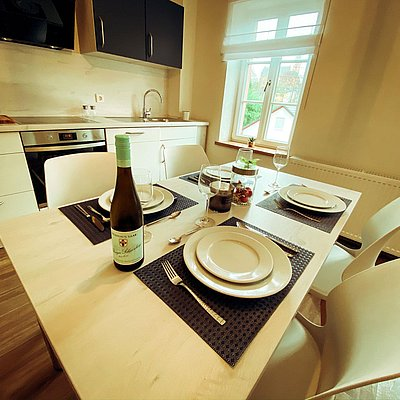 Foto: Brügge Impression Wohnküche