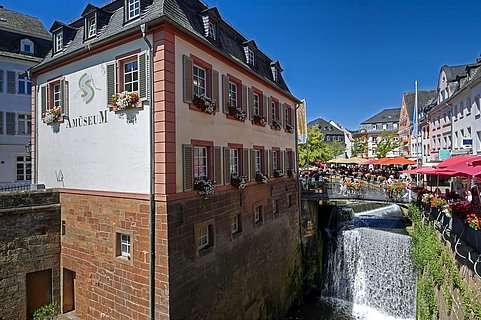 Wasserfall Saarburg