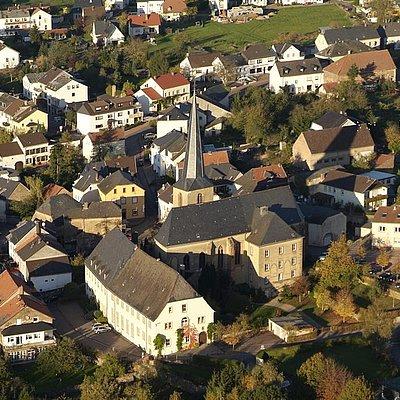 Foto: Pfarrkirche St. Marien Saarburg (1)