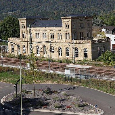 Foto: Bahnhof Konz (3)