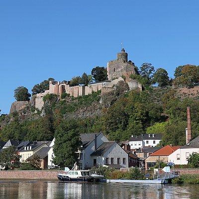 Foto: Burganlage